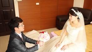 【美麗的情歌】婚禮電影-冠宗+美芳