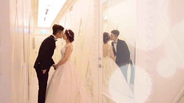 【Kiss bye】午宴快剪快播SDE@新莊典華|Hastings&Miki