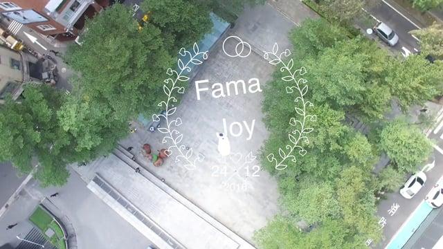 【綠燈之後~答應我】快剪快播SDE/空拍@晶華酒店&青青時尚會館-Fama+Joy