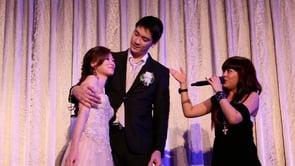 田壘+Teresa Sheraton wedding