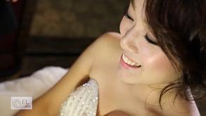 分享我的100分婚禮影片