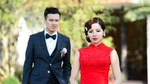 [婚禮錄影]簡單的幸褔@晶麒莊園|證恩+柔伃