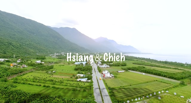 [快剪快播|婚錄|空拍]最重要的moment@洄瀾灣景觀餐廳|Hsiang&Chieh