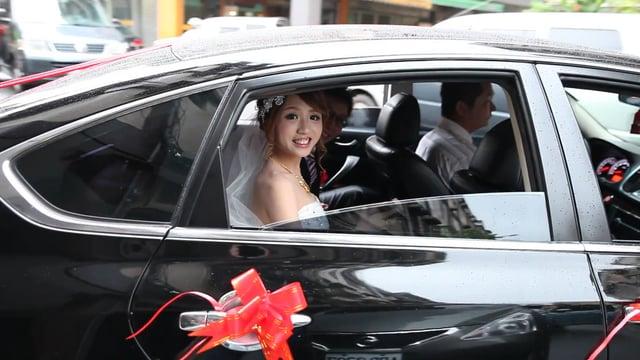 〔婚禮錄影〕守護妳一輩子 -岱蔚+依蘋@青青時尚會館