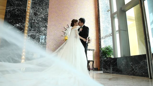 〔婚禮錄影〕孟傑+懿賢 婚宴MV@大直典華