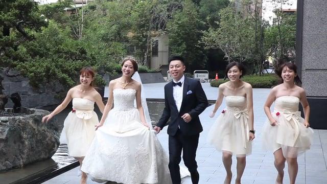 〔婚禮錄影〕真愛相隨@新竹彭園會館-煥升&怡禎