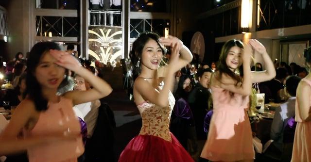 〔婚禮錄影〕愛你 @台北和璞飯店-張軒&江冷