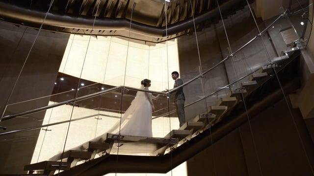 〔婚禮錄影〕王子&公主@香格里拉台北遠東國際大飯店-David&Sejie