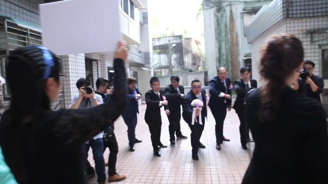 〔婚禮錄影〕時間暫停之假人挑戰@京采飯店-御豪&怡婷
