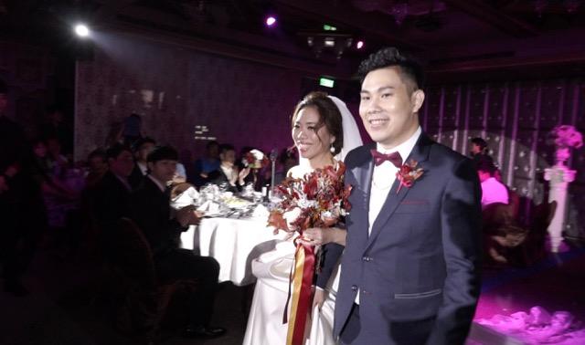 〔午宴快剪快播〕我最親愛的@台中新天地-Nicky&Suan