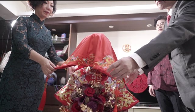 〔婚禮錄影〕我不是東亞病夫-EVANS&CHIARA