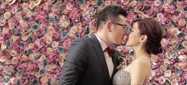 〔婚禮錄影〕香格里拉遠東國際大飯店-建瑋&芳純