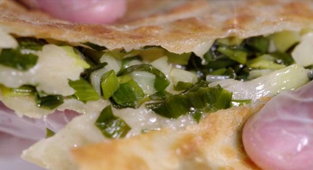 【形像影片】阿堯哥三星蔥油餅