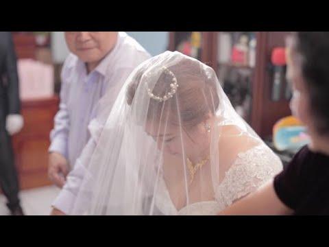 【午宴快剪快播】臻愛婚宴會館京華城店-建翔&玉玲