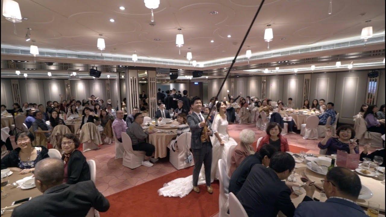 【婚禮錄影 雙機】台北亞都麗緻-富榮&星潤