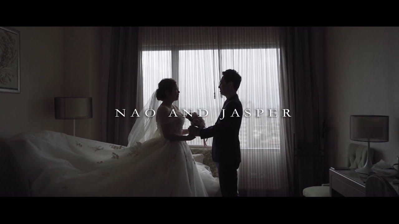【婚禮錄影 三機】台北花園大飯店-Nao&Jasper