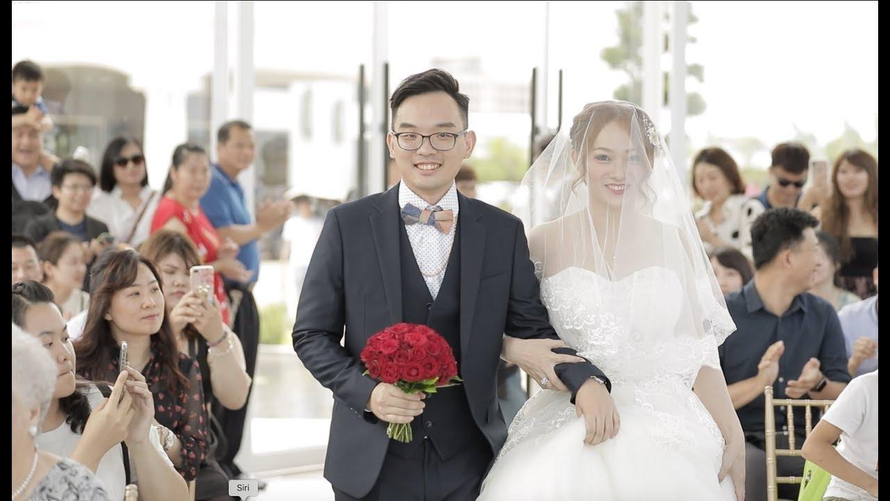 【快剪快播|婚禮錄影】皇家薇庭-kai&Cindy