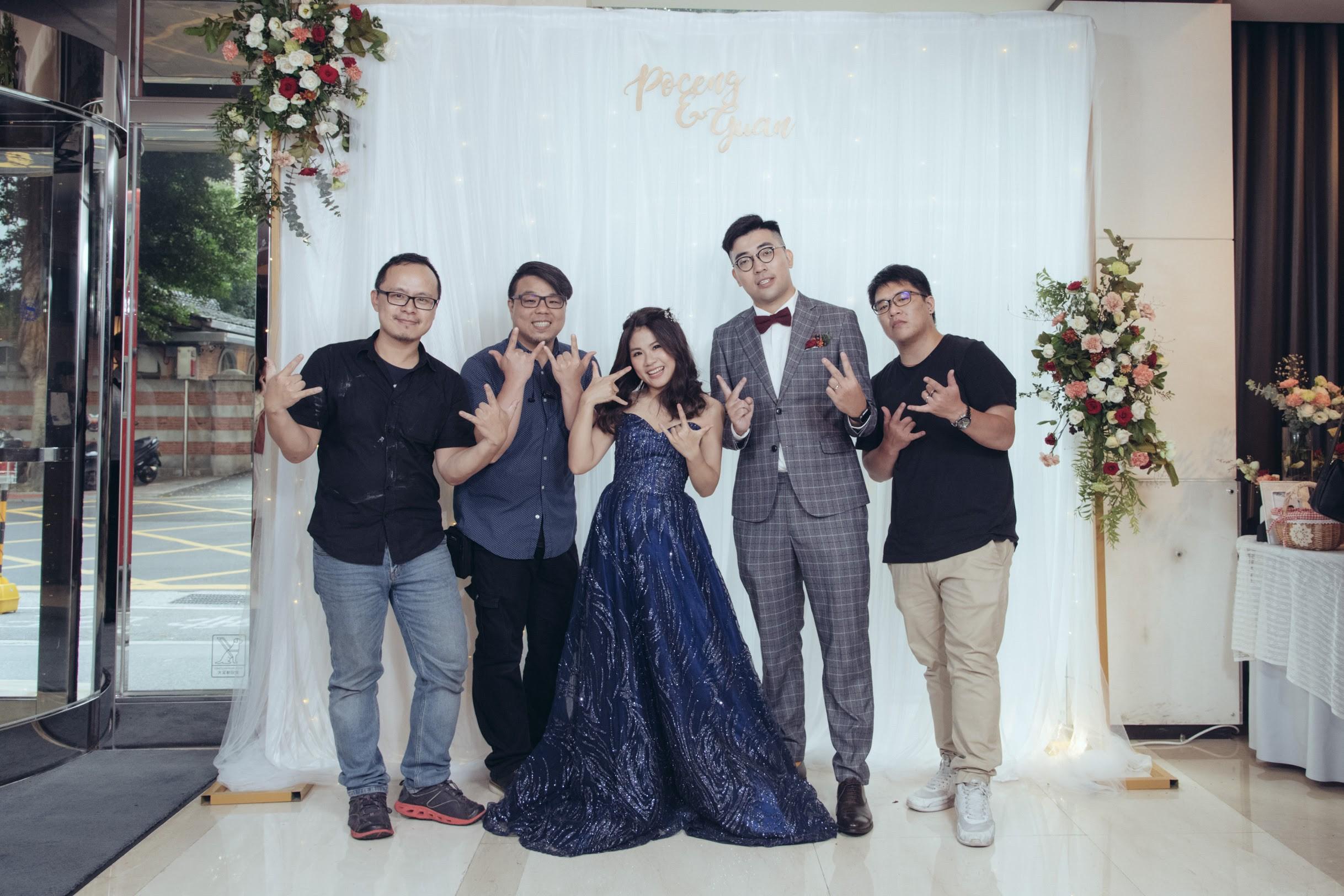 我的超優質婚禮紀錄 ELstudio 影像團隊❤️快剪快播