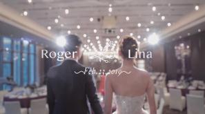 單機婚錄|單宴客|W HOTEL – Roger&Lina