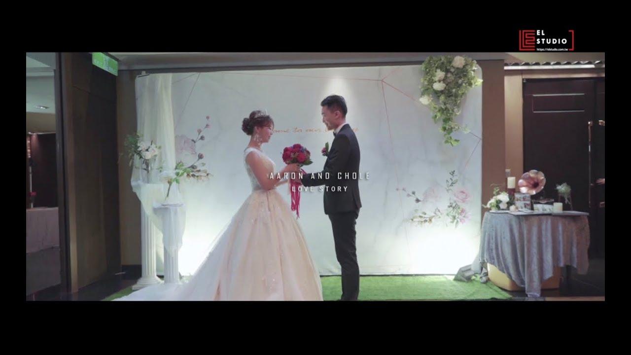 【幸運遇見妳】雙機 | 空拍 | 婚禮錄影 – AARON+CHOLE