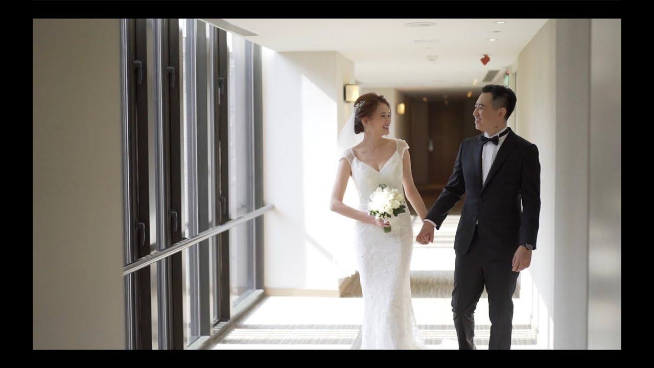 美式婚禮 | 快剪快播SDE | 婚禮錄影@北投麗禧酒店 – 華彥&穎涵