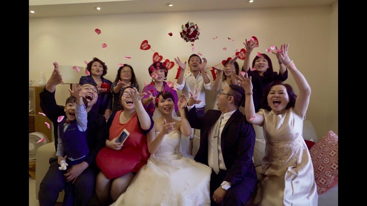 雙機婚禮錄影|隔日快播|婚禮儀式 – 祖翰&瓊儀