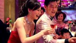 藝人婚禮|婚禮錄影|婚禮電影【ELstudio影像團隊】世朋&李新