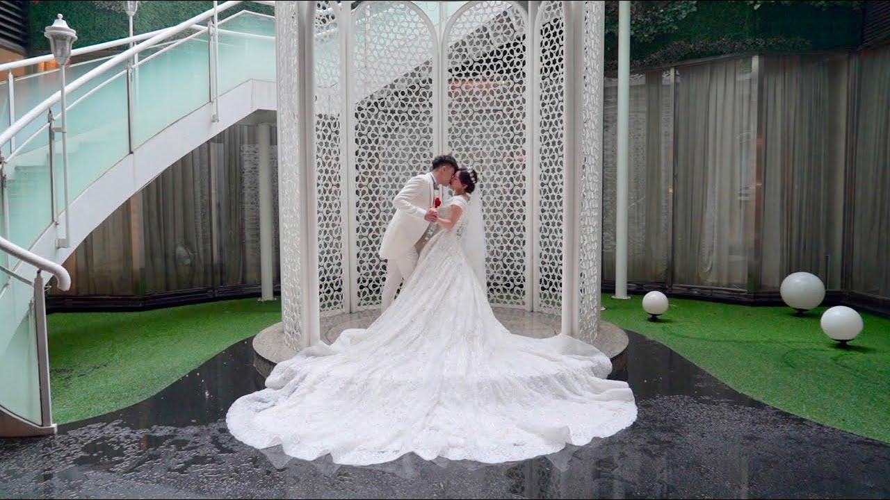 【未來的50年之約】快剪快播|婚禮錄影@民權晶宴-寶鑫&瑋如