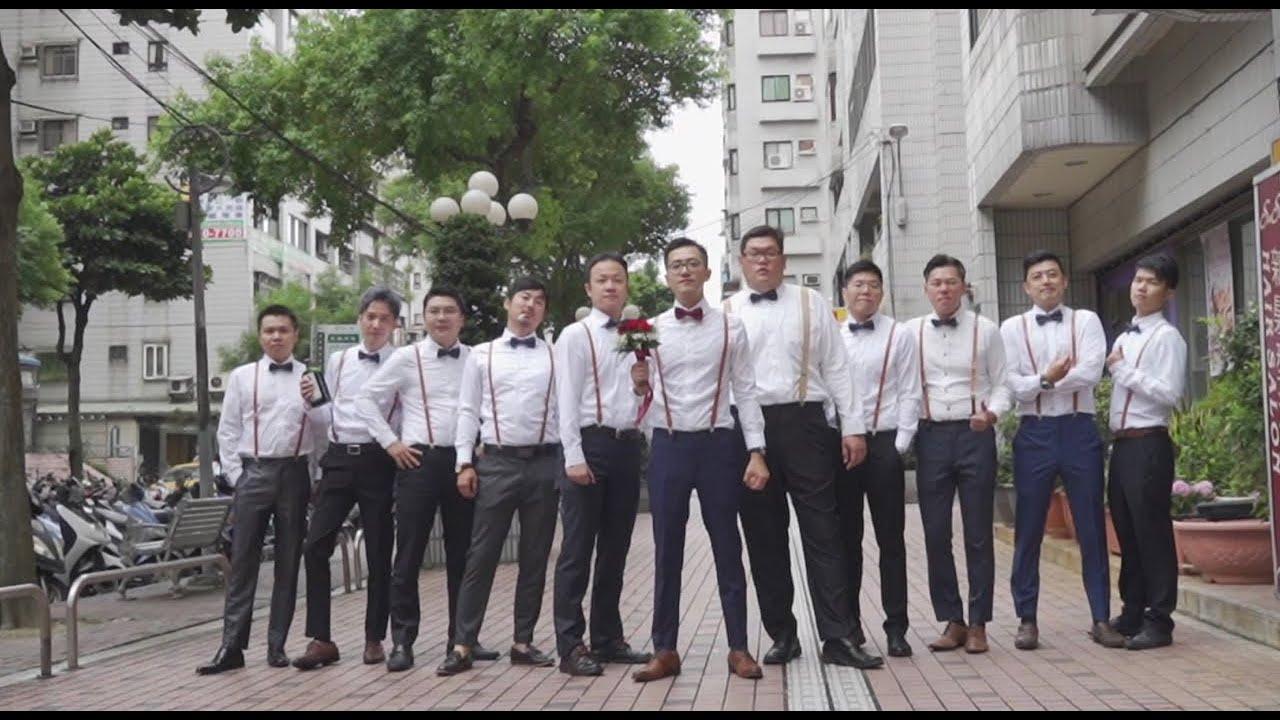 【一鏡到底】快剪快播|婚禮錄影 – 誌逢&聖華