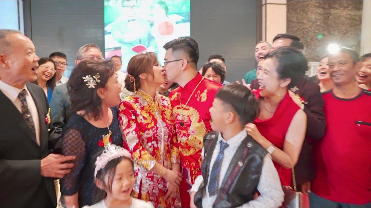 【守在你身邊】快剪快播三機|婚禮錄影@ 來褔星-Wei&Nicole